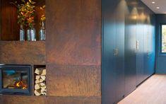 SMART: Smart oppbevaringsløsning i dørveggen.
