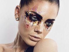 """Flow.. go visit my blog Lindahallberg.com for product list ☺ #fotd #makeup"""