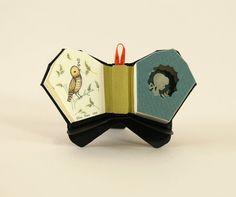 Elsa Mora, miniature artists book