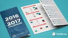 Rock the preparation and communication game with this fantastic calendar template that will help communicate 12 months worth of events in a clear and beautiful way! This brochure can be opened in s…