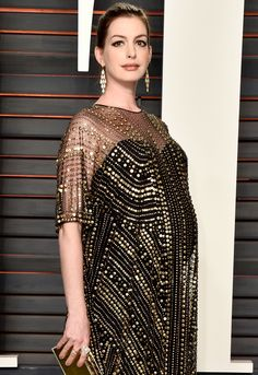 Anne Hathaway Is a Mom! The Star Gives Birth to Her First Child from InStyle.com