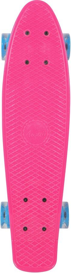 Skateboard Vintage Move: Pink 57 cm/ABEC7. - Skateboard Vintage Move: Pink light 57 cm/ABEC7