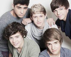 One Direction vil redde Arktis #savethearctic!