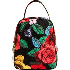 Vera Bradley Lunch Bunch - Havana Rose - Lunch Bags ( 34) ❤ liked on d5eb941ad307b