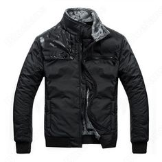 Business Cotton Padded Outwear Coat Jacket