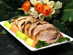 8 Recipes for Cooking Irresistable Pork Loins: Apple Cider Pork Loin Recipe