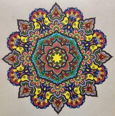 ColorIt Mandalas Volume 2 Colorist: Angela Hunter