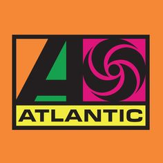 37af329dd1 Atlantic Records Logo Record Label Logo