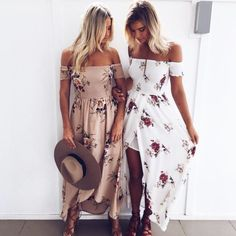 Cindee Lane Boho Maxi Dress - Apply code SUMMER20 for 20% off entire orders + Free Shipping!