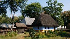 Romania's Village Museum recreates a 19th-century Romanian village. (Jonathan Smith/LPI) (Credit: Jonathan Smith/LPI)