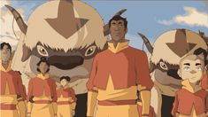 "Legend of Korra: A whole new host of air nomads! Are they merely Tenzin's acolytes or genuine, honest-to-goodness airbenders? | 11 Mind-Bending Moments From The ""Avatar: Legend Of Korra"" Season 3 Trailer"