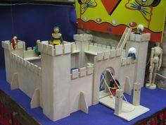 Bloc de construction - chteau Plan Toys -5651 de Jouets