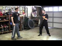 Jeet Kune Do Side Kick - YouTube