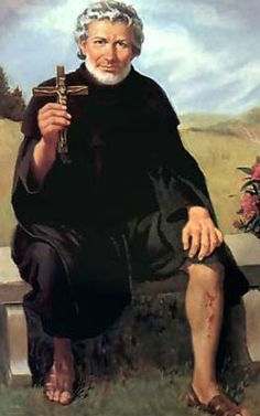 St. Peregrine - Saint Peregrine (Pellegrino) Laziosi (Latiosi) (1260 – 1 May 1345) is an Italian saint of the Servite Order (Friar Order Servants of Mary). He is the patron saint for persons suffering from cancer according to the Catholic Church.