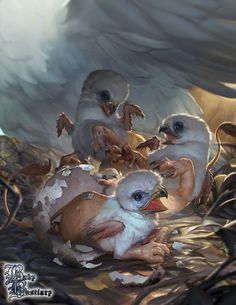 Baby Bestiary: Putting the Cute In Acutely Dangerous Monsters | Geek and Sundry