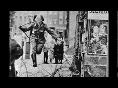 Conrad Schumann - BERLIN WALL