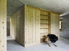 a f a s i a: Carole Iselin Architektur