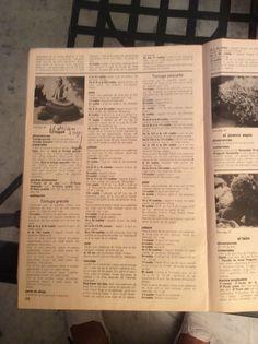 Instrucciones de las tortugas página 1/2