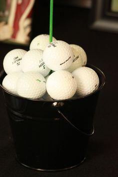 The Blackberry Vine: 40th Birthday Golf Party Decorations