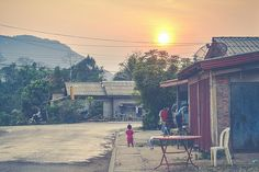 Michael van der Beck photography | Vang Vieng & the 4.000 islands