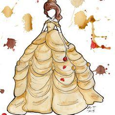 Belle | Bri Pi Art