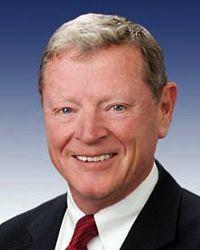 Oklahoma Sen. Jim Inhofe