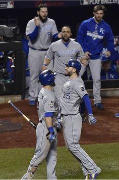 Hoz and Gordon. World Series 2015.