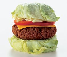 Hidden, Healthy Fast-Food Finds: In-N-Out Burger Protein-Style Burger #SelfMagazine
