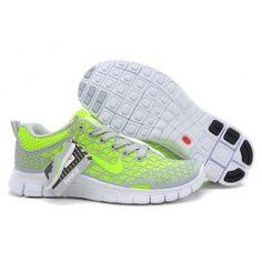 08013ecbfc3e1 Nike Free 6.0 Spiderman Breathable Grey Green