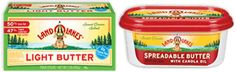 Land O Lakes Coupons: 50c/1 Spreadable Butter or $1.00/2 lbs. of Stick Butter