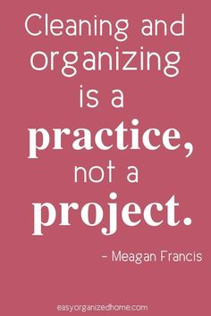 Need some more motivation to get your life organized? Check out these inspirational organization quotes to start organizing your life. Planners, Organization Quotes, Vanity Organization, Minimalist Quotes, Minimalist Decor, Lack Of Motivation, Motivation Cleaning, Motivational Quotes, Inspirational Quotes