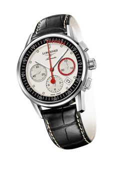 Heritage Collection - Longines - The Longines Column-Wheel Chronograph Record