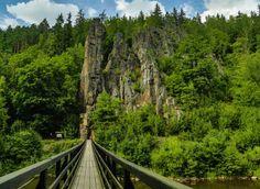 Svatošské skály (Svatoš Rocks) | Living Land