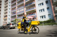 Although the United States has yet to significantly embrace e-bikes, they are catching on in countries that already have a strong bicycle culture.