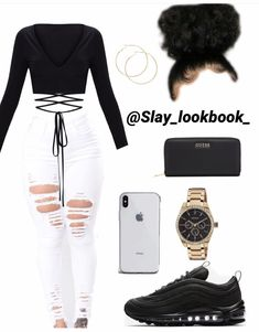 Teen Fashion - Outfits for Teens Swag Outfits For Girls, Cute Outfits For School, Cute Swag Outfits, Teenage Girl Outfits, Cute Comfy Outfits, Teen Fashion Outfits, Dope Outfits, College Outfits, Stylish Outfits