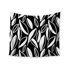 "Emine Ortega ""Leaving Black and White"" Wall Tapestry"