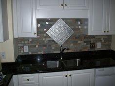 stainless nucrete countertop kitchen pinterest