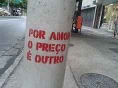 Rua. Copacabana. Rio.