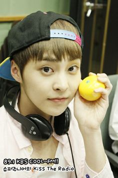 September 12th 2013, EXO's Xiumin & Kai @ Sukira's Kiss the Radio, website updates - 11489.jpg - Minus