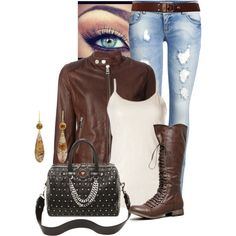 """""""Untitled #937"""" by lisamoran on Polyvore"""