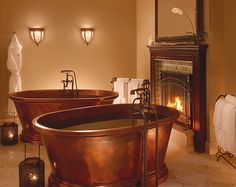 Spa Montage, at the Montage Deer Valley Resort in Utah, is renowned for its hydrotherapy treatments
