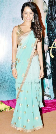 "Shraddha Kapoor at ""Aashiqui 2"" music launch looking so stunning"