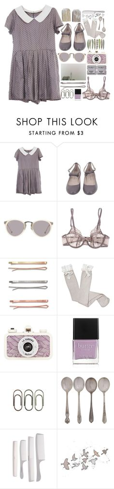 """""""I can feel it coming in the air tonight"""" by lourrystylinson ❤ liked on Polyvore featuring Marc by Marc Jacobs, Raen Optics, Passionata, Madewell, Dotti, Butter London, Clips and Brinley Co"""