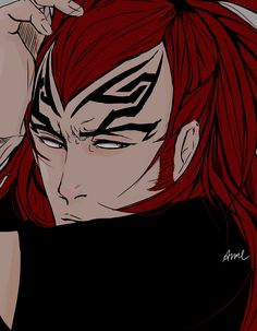 tired of renji hate, so here's my sad bb Bleach Renji, Renji Abarai, Bleach Art, Bleach Anime, Bleach Couples, Comic Con Costumes, Anime Rules, Bleach Characters, Vampire Knight