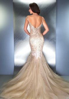 @roressclothes closet ideas #women fashion Mac Duggal Gorgeous Dress