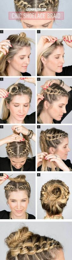 tie up your beauty hair