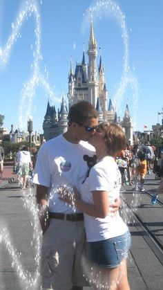 Honeymoon at Walt Disney World