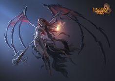 League of Angels - новая фэнтезийная ролевая игра, где игрокам предстоит вновь погрузиться в мир бесконечных сражений добра и зла. Ты будешь участвовать в грандиозной кампании вместе с прекрасными девушками-ангелами, которые ведут борьбу против темных сил.