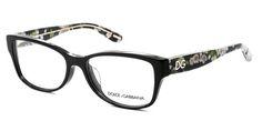 Dolce & Gabbana DG3204 Almond Flowers 2846 Eyeglasses