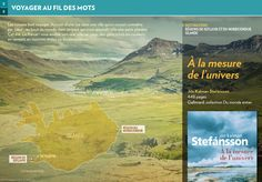 « À la mesure de l'univers » - La Presse+ Roman, Destinations, Desktop Screenshot, Universe, Travel Destinations, Viajes